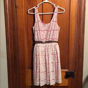 Maurice's lace dress